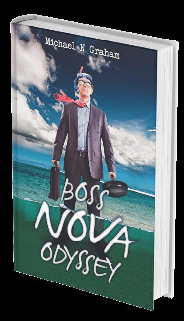 Michael N. Graham, Author of Boss Nova Odyssey