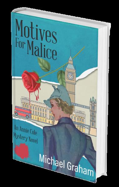 Malice Cover Design